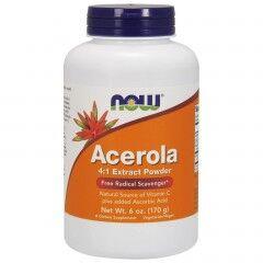 Now acerola 4:1 extract powder барбадосская вишня