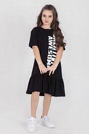 Платье ДЕВ DMB 2427 черный