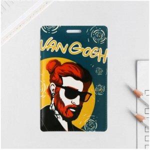 Чехол для бейджа и карточек Van Gogh