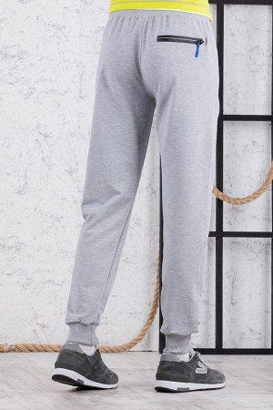 Брюки              5.9083-серый-светлый