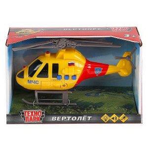 Вертолет Технопарк МЧС свет, звук , подвижные элементы, 19см3