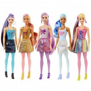 Кукла Mattel Barbie-сюрприз Волна 1 с розовой куклой и сюрпризами64
