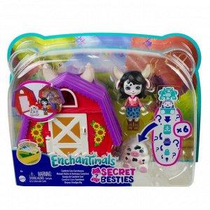 Игровой набор Mattel Enchantimals Домик-сюрприз Кембри Му87