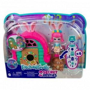 Игровой набор Mattel Enchantimals Домик-сюрприз Бри Кроли29