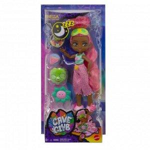 Кукла Mattel Cave Club Пижамная вечеринка Фернесса44
