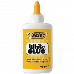"Клей ПВА Bic ""White Glue"", 118мл."