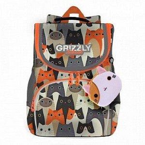 RAm-184-12 Рюкзак школьный с мешком