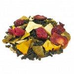 Ароматизированный зеленый чай Весенняя бабочка