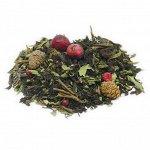 Ароматизированный черный чай Сосновый лес