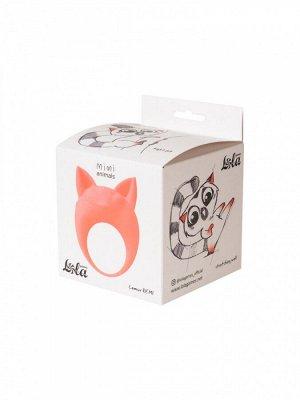 Эрекционное вибро-кольцо Mimi Animals Lemur Remi (1 режим)