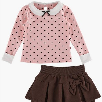 MINI MAXI: Отшили наряды/Полный ассортимент  — Для девочек/Комплекты с юбкой, лосинами — Для девочек