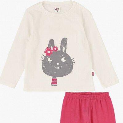 MINI MAXI: Отшили наряды/Полный ассортимент  — Для девочек/Комплекты для дома (пижамы) — Для девочек