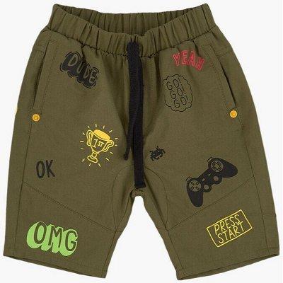 MINI MAXI: Отшили наряды/Полный ассортимент  — Для мальчиков/Детские шорты, бриджи — Для мальчиков
