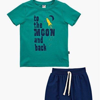 MINI MAXI: Отшили наряды/Полный ассортимент  — Для мальчиков/Комплекты с шортами — Для мальчиков