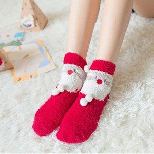 Женские зимние носки, в ассортименте