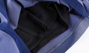 """Женские спортивные шорты на резинке, надпись """"dryfit"""", цвет белый"""