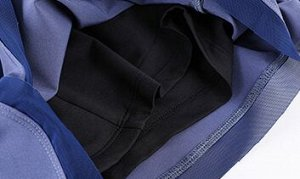 """Женские спортивные шорты на резинке, надпись """"dryfit"""", цвет сиреневый"""