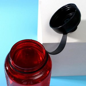"""Бутылка для воды """"Athlete"""", 1200 мл"""