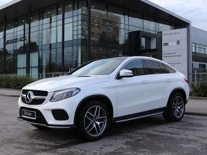 Ковры салонные Mercedes-Benz GLE-Coupe 350 d 4MATIC (C167) (2019-) левый руль