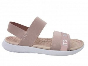 721003-02 розовый туфли пляжные школьно-по...
