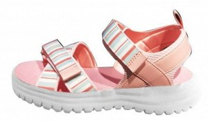 524061-11 розовый туфли пляжные дошкольно-...
