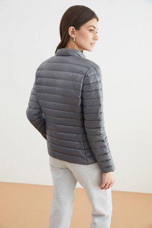 Куртка  жен. Fanters серый