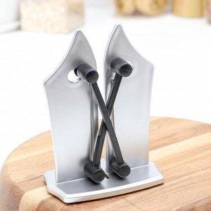 Точилка для ножей Stiebel, 12?8?16,5 см, нержавеющая сталь