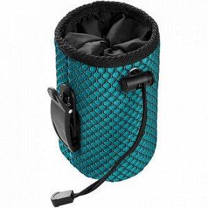 Hunter сумочка для лакомств Hilo Basic 24х13х10h, бирюзова