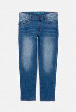 Брюки джинсовые детские для мальчиков синий