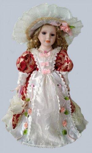Кукла коллекционная сувенирная YF-16693 (1/12)