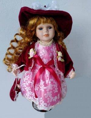 Кукла коллекционная сувенирная YF-12628 (1/12)