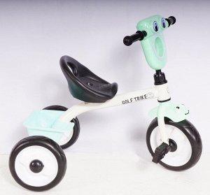 Велосипед 3-х колесный  GOLF TRIKE S723 (1/5) (МИКС-зеленый, синий, розовый) (упаковка 5шт.)