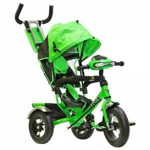 Велосипед 3-х колесный  GOLF TRIKE LTE-661D-1 (1/1) зеленый