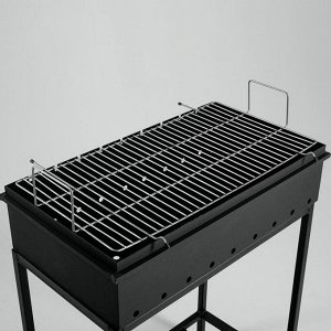 Решетка Баварская, нержавейка 30 х 60 см