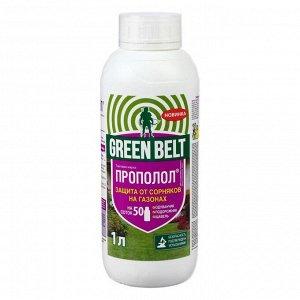 Средство для защиты от сорняков GREEN BELT Прополол 1л