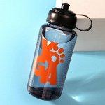 """Бутылка для воды """"Йога"""", 1200 мл"""