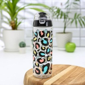 Бутылка «Леопард», 750 мл
