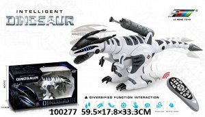 Динозавр на бат, стреляет мягкими патронами, кор. 60*33 см