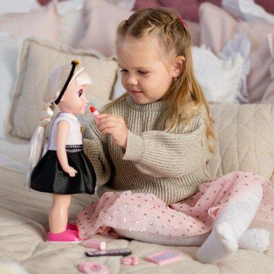 Полесье. Любимые игрушки. Наличие — Новинки! Интерактивные куклы от Полесья! — Куклы и аксессуары