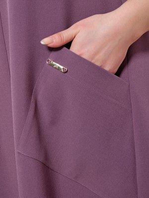 Платье 0134-1 сиреневый