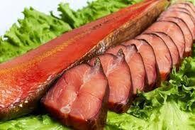 Кета х/к- балык, филе, в масле...Салаты, масляная рыба — Кета, наборы к пиву — Соленые и копченые