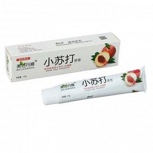 Зубная паста с экстрактом персика, 110 г