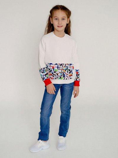 ШКОЛА -STILYAG, SOVALINA Стильная детско-подростковая одежда — Свитшоты и толстовки SOVALINA