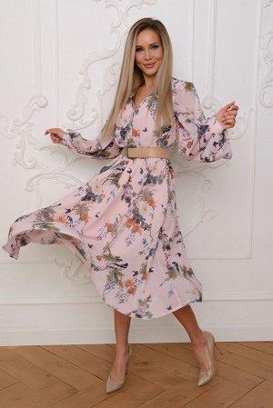 ПЛАТЬЕ Длина платья измеряется по спинке от основания шеи до низа изделия  и для всех предлагаемых размеров (42 - 52) составляет 117см.  Длина подъюбника на все размеры (42 - 52) - 50 см.Основная ткан