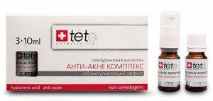 Гиалуроновая кислота + анти-акне комплекс,Tete
