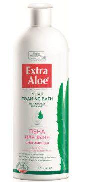 Пена для ванн Vilsen Extra Aloe Смягчающая 1000мл /9