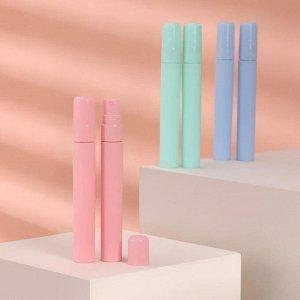 Набор флаконов для парфюма, 2 предмета, 10 мл, цвет МИКС 4103931