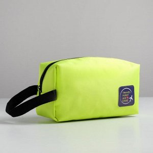 Аптечка дорожная Travel first aid case, 23,5х10х11,5 см