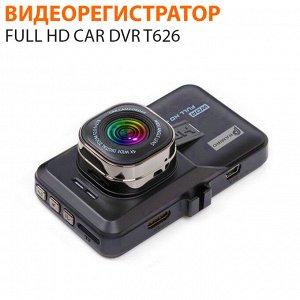 Видеорегистратор Full HD Car DVR T626
