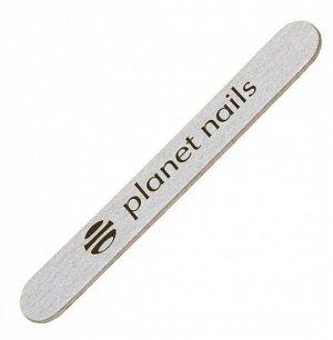 Пилка на деревянной основе Planet Nails